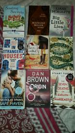 9 Story books / novels