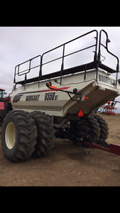 2013 L6550ST Bourgault Air Tank