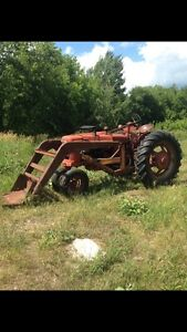 Farmall H for sale!!