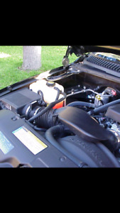 Factory air intake 2000 GMC Sierra
