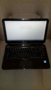 "HP Pavilion 14"" Chromebook Black $150"