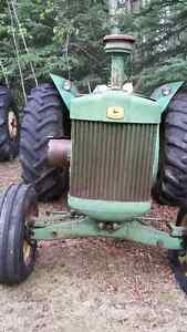2 Antique Tractors