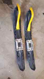 Skidoo Precision  Rev skis