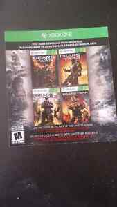 Gears of war  full game download codes
