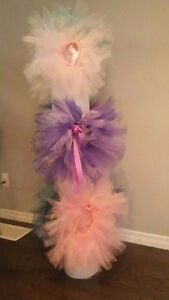 Box of  8 tutus! Clearance price, sizes range from NB to 2YR