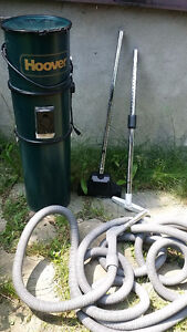 HOOVER VACUUM CENTRAL MODEL S5675