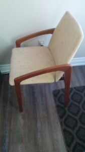 Pair of Teak Mid Century Chairs(REDUCED)
