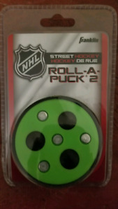 Franklin street hockey puck
