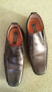 Men`s Black Sergio Shoes, size 7.5 or 40