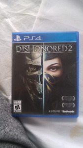 Brand new sealed games ps4