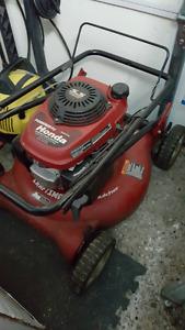 "Craftsman - Honda 21"" lawnmower"