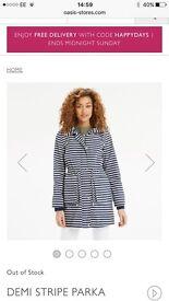 Oasis woman's Demi parka coat