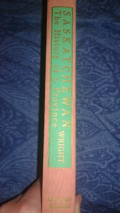 1955 Saskatchewan History Book