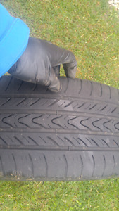 Four Alloy Wheels-205/50/r17-Rims are great condition