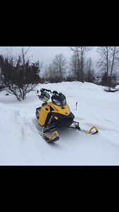 2008mxz 860 last chance as I am putting it away for the winter