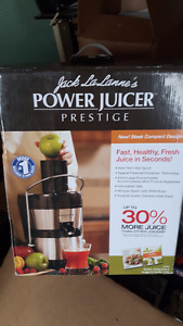 Jack LaLanne's PJESS Power Juicer Express, Stainless Steel
