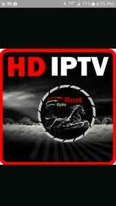IPTV ENTERTAINMENT  OVER 2400 CHANNELS