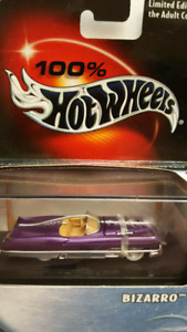 Hot Wheels 100%. BIZARRO