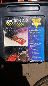 Traction aid 10$