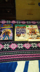 Kids vhs movies a couple are disney