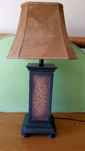 4 table lamps to choose from $10 each