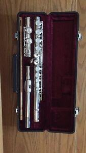 Jupiter Sterling Silver Flute