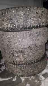Winter tires ! 175/70r14