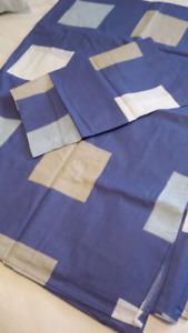 IKEA duvet cover set - twin - Never used