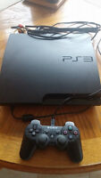 PS3+HDMI+ 4 games to sell