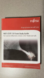 MEF-CECP 2.0 Exam Study Guide For Carrier Ethernet 2.0 (CE 2.0)
