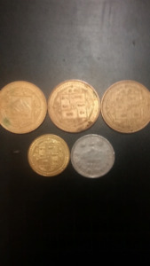 Coins of Nepal