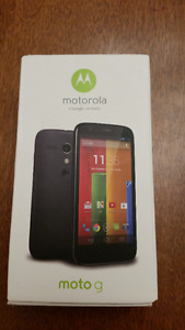 Moto G like NEW