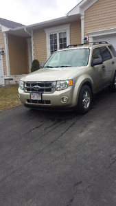 2010 AWD Ford Escape XLT SUV, Crossover