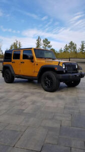 Jeep wrangler 2014 Willys édition