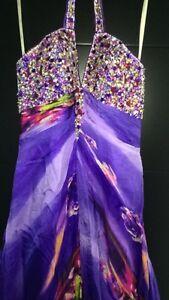 Size 10 evening dress designer