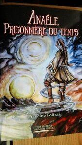 Roman de Francine Poitras