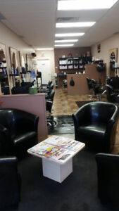 Busy turnkey salon business for sale in Spruce Grove!