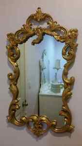 DECORATIVE FRENCH INSPIRED MIRROR
