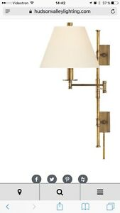 Luminaire wall sconce
