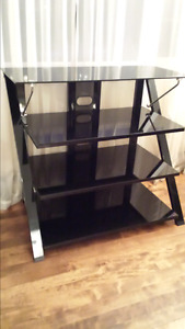 HIGH BOY TV STAND (MINT CONDITION)