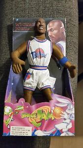 Michael Jordan Space Jam Figure
