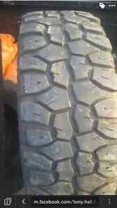 BF All Terrain's and Cooper A/T's 275/70/18, Mud Claws 275/65/18