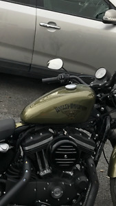 Trade Swap my Harley Davidson 3.3 sportster tank for your 2.1.