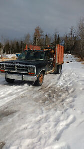 1990 Dodge Power Ram 3500 Pickup Truck