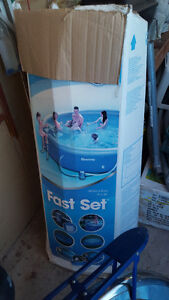 15' Fast-set pool for sale