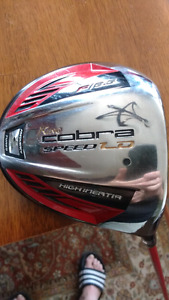 Cobra Speed LD and a Taylormade Slider 3 wood for sale