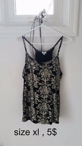 Womens top size L to XL