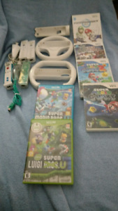 Wii Lot GAMES SOLD