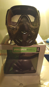 SLY PRO FIT Paintball Mask