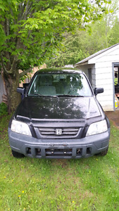 RARE 5 speed Honda crv
